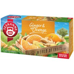 WOF TEEKANNE GINGER ORANGE