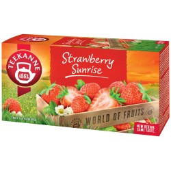 WOF TEEKANNE STRAWBERRY SUNRISE