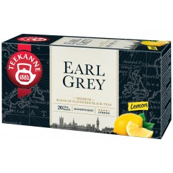 TEEKANNE ČAJ EARL GREY LEMON