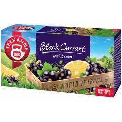 WOF TEEK.BLACK CURRANT WITH LEMON