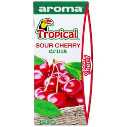 TROPICAL OV. NÁPOJ s bnrčkem 200ml - VIŠEŇ